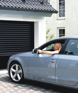 Gute Garagentore individualisieren und sichern Ihre Garage!
